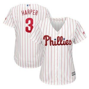 Women's Philadelphia Phillies Bryce Harper Jersey